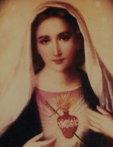 The Immaculate Heart of the Blessed Virgin Mary - June 12th
